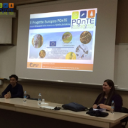 Dr. Morelli presents POnTE actvities