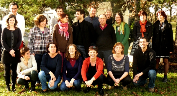The INRA EmerSys research team, leaded by Dr. Marie-Agnès Jacques